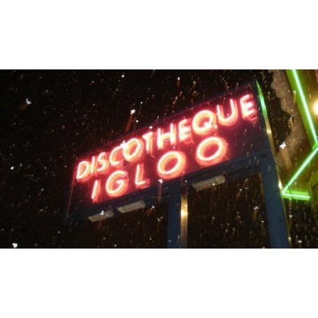 Discothèque : L IGLOO