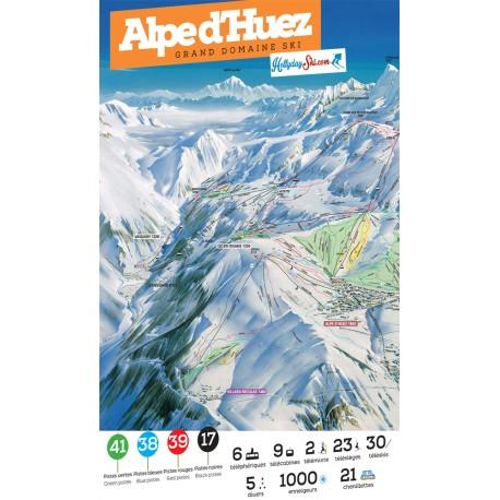 Séjour Ski : ALPE D' HUEZ