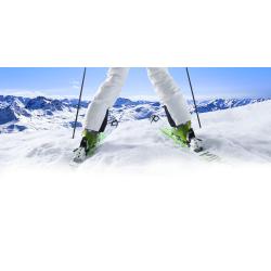 Matériel de ski standard ( Enfants -12 ans )